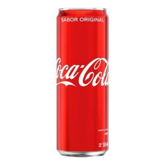 COCA COLA 355 ml. LATA