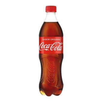 COCA COLA 600 ml.
