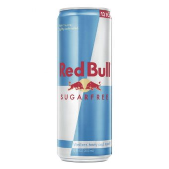 RED BULL SUGAR FREE 250 ml.