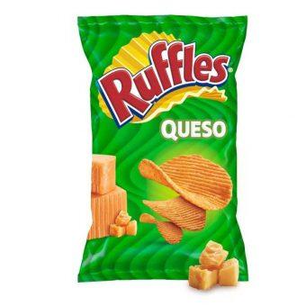 RUFFLES DE QUESO 120 gr.