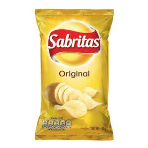 SABRITAS SALADAS ORIGINAL 100 gr.