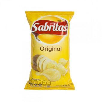 SABRITAS SALADAS ORIGINAL 171 gr.