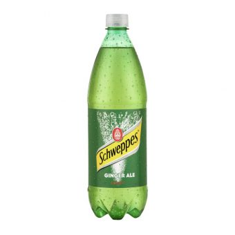 SCHWEPPES GINGER ALE 600 ml.