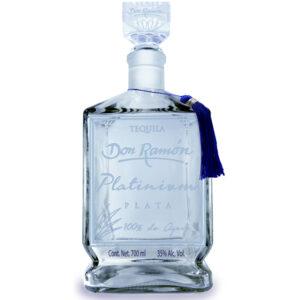 Tequila Don Ramon Plata Platinium 700 ml.