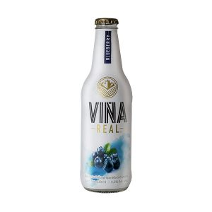 VIÑA REAL BLUEBERRY 330 ml.