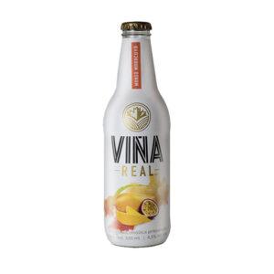 VIÑA REAL MANGO MARACUYA 330 ml.