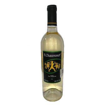 VINO BLANCO CHAUVENET CHENIN SAUVIGNON BLANC 750 ml.