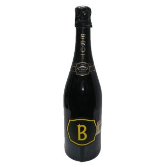 VINO ESPUMOSO BELAIRE BRUT FANTOME 750 ml.