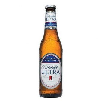 CERVEZA MICHELOB ULTRA 355 ml.
