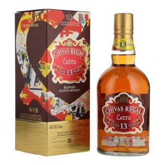 Whisky Chivas Regal Extra 13 Años Sherry 750 ml.