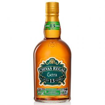 Whisky Chivas Regal Extra 13 Años Tequila 750 ml.