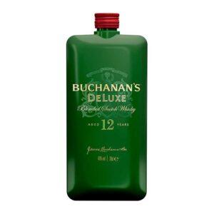 WHISKY BUCHANANS 12 AÑOS POCKET 200 ml.