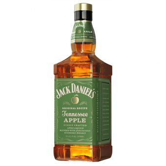 WHISKEY JACK DANIELS APPLE 700 ml.