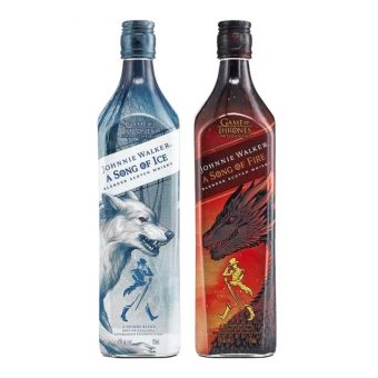 WHISKY JOHNNIE WALKER GAME OF THRONES