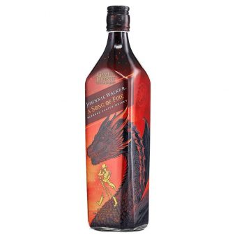 WHISKY JOHNNIE WALKER GAME THRONES A SONG OF FIRE 700 ml.