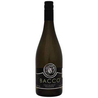VINO BLANCO BACCO FRIZZANTE 750 ml.