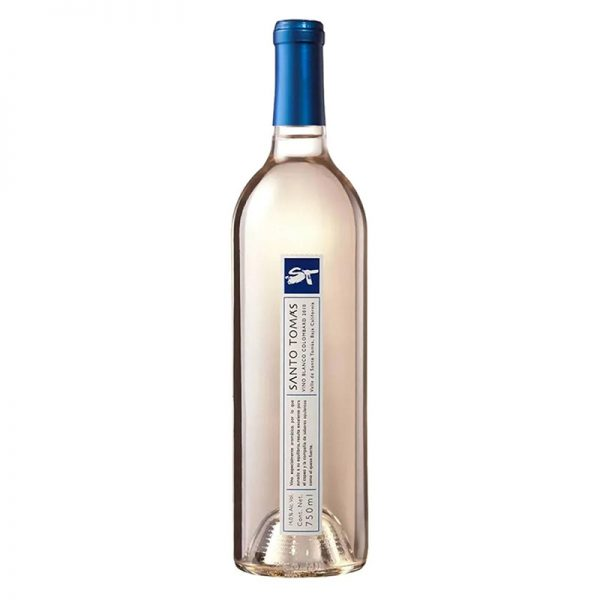 VINO BLANCO SANTO TOMAS ST COLOMBARD 750 ml.