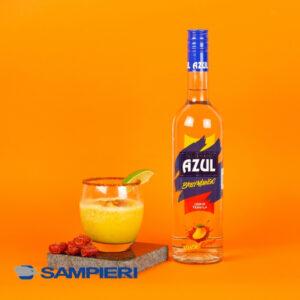 Licor De Tequila Centenario Azul Baby Mango 700 ml.