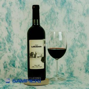 Vino Tinto La Redonda Malbec Cabernet Sauvignon 750 ml.