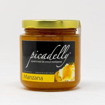 MERMELADA DE CHILE MANZANO PICADELLY 205 gr.