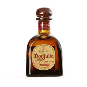 TEQUILA DON JULIO REPOSADO 50 ml.