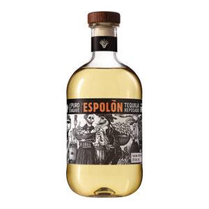 TEQUILA ESPOLON REPOSADO CHARDONNAY 750 ml.