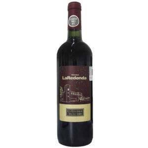 VINO TINTO LA REDONDA RUBY 750 ml.