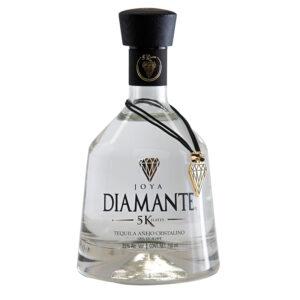 Tequila Joya Diamante 5 Kilates Añejo Cristalino 750 ml.