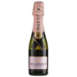 Champagne Moet & Chandon Brut Imperial Rose 750 ml.
