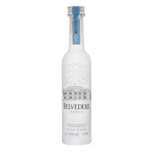 Vodka Belvedere 50 ml.