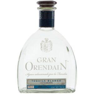 Tequila Gran Orendain Blanco 750 ml.