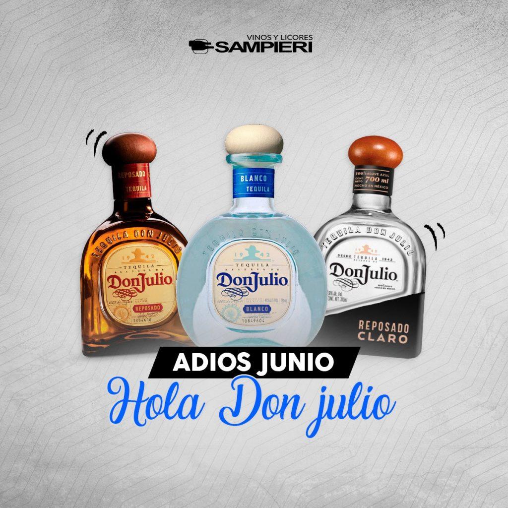 Adios Junio, Hola Don Julio