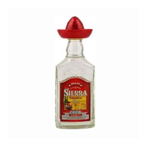 Tequila Sierra Blanco 40 ml.
