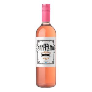 Vino Rosado San Telmo Rosado 750 ml.