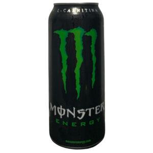 Monster Green 473 ml.