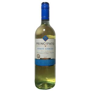 Vino Blanco Principato Pinot Grigio 750 ml.