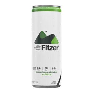 Fitzer Hard Seltzer Citricos 355 ml.