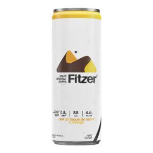 Fitzer Hard Seltzer Mango 355 ml.