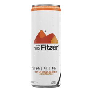 Fitzer Hard Seltzer Mandarina 355 ml.