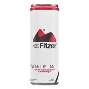 Fitzer Hard Seltzer Frutos Rojos 355 ml.