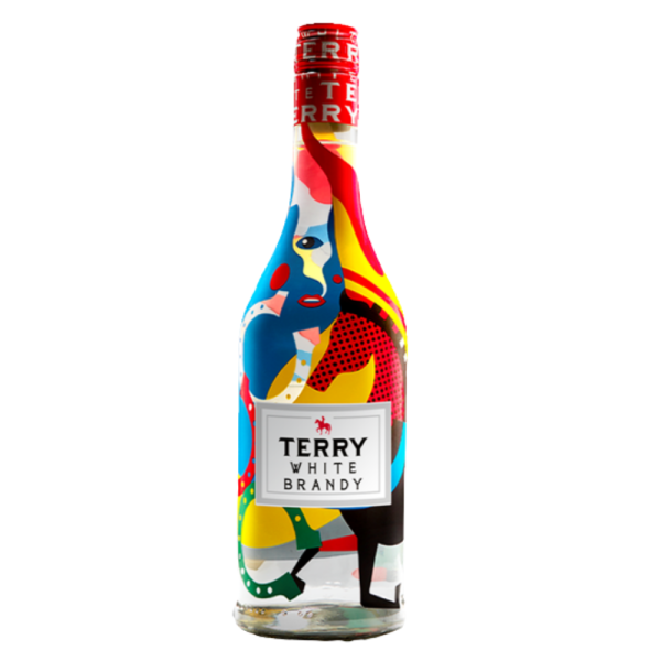 Brandy Terry White 700 ml.
