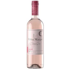 Vino Rosado Viña Maipo Rose 750 ml.